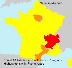 Aidinian - France
