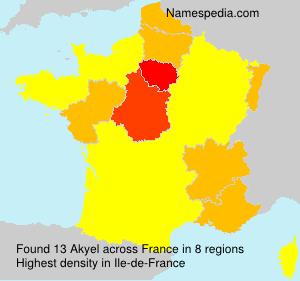 Akyel - France