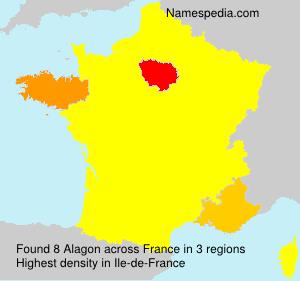 Alagon - France