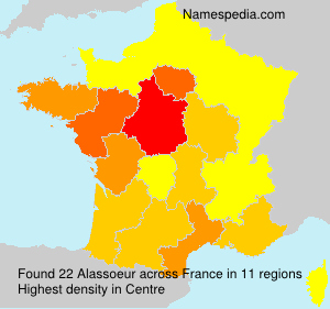 Alassoeur - France