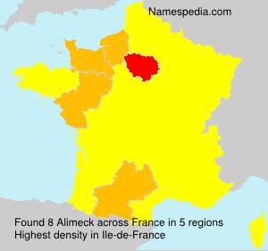 Alimeck