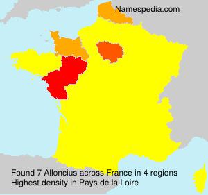 Alloncius