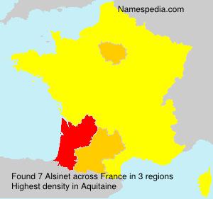 Alsinet