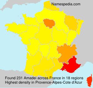 Amadei - France