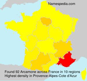Arcamone - France