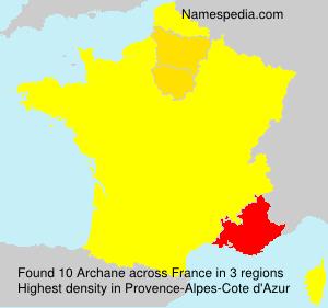 Archane