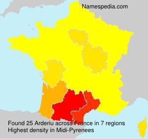 Arderiu - France