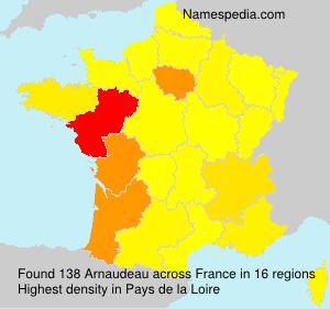 Arnaudeau - France