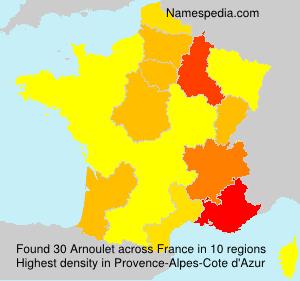 Arnoulet