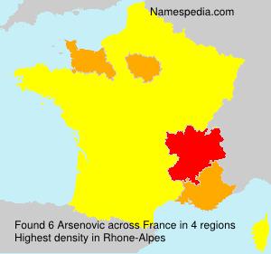 Arsenovic