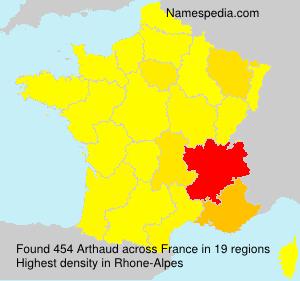 Arthaud - France