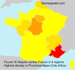 Asquier - France