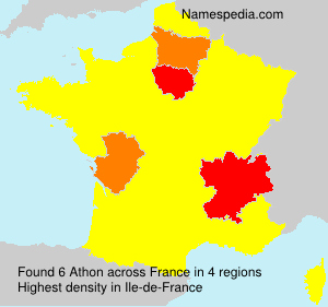 Athon - France