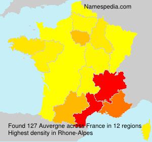 Auvergne - France