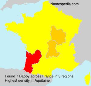 Babby - France