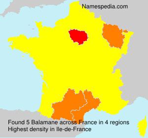 Balamane