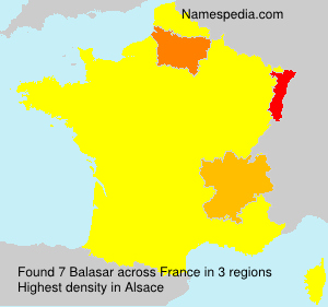 Balasar - France