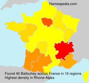 Ballouhey