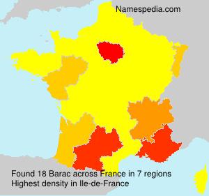 Barac - France