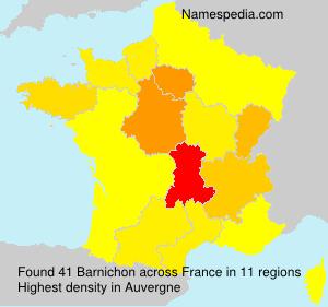 Barnichon - France
