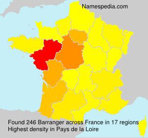 Barranger
