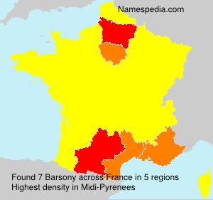 Barsony
