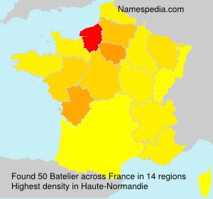 Batelier - France