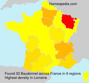 Baudonnel
