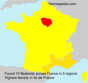 Bedarida - France