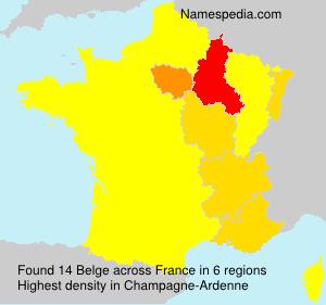 Belge - France