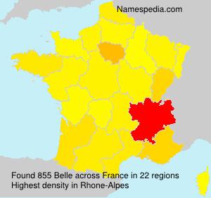 Belle - France