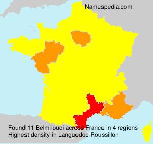 Belmiloudi