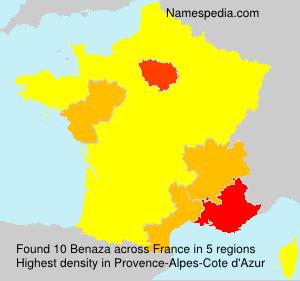 Benaza