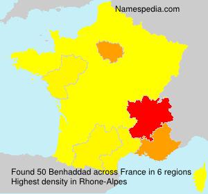 Benhaddad - France