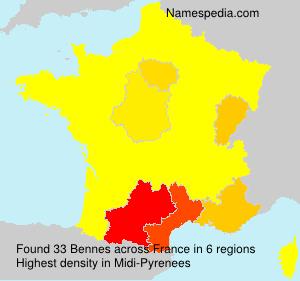 Bennes - France