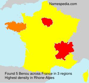 Benou - France