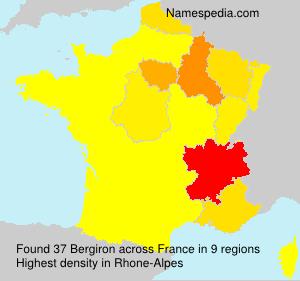 Bergiron - France