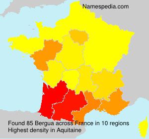 Bergua - France
