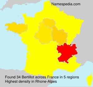 Bertillot - France