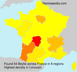 Beylie - France
