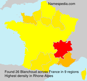 Blanchoud