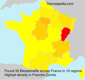 Blessemaille - France