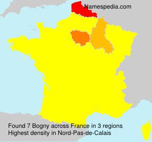 Bogny - France