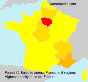 Boizette