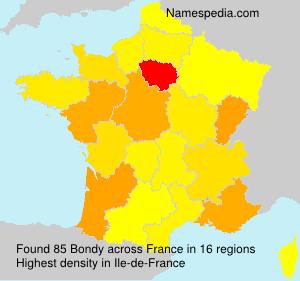 Bondy - France