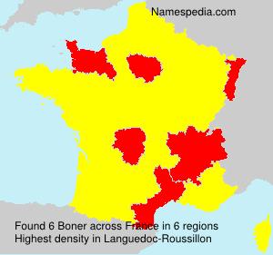 Boner - France