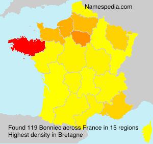 Bonniec - France