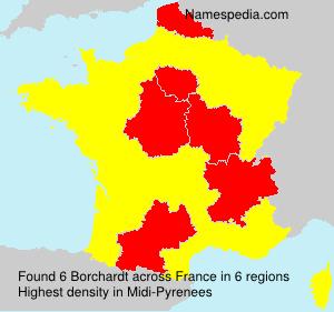 Borchardt - France