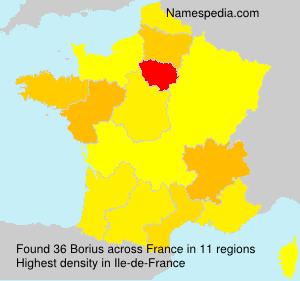 Borius - France