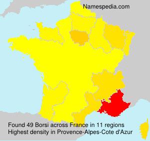Borsi - France